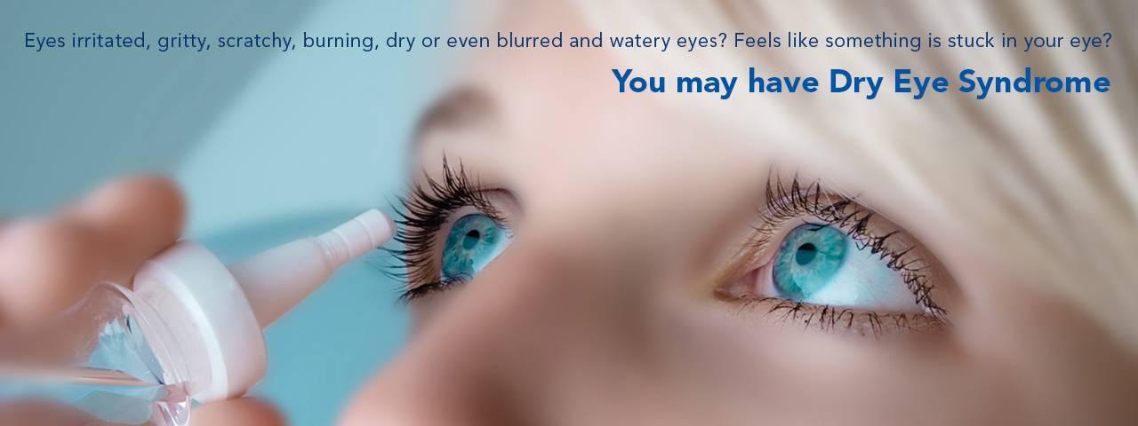 Treatment For Dry Eyes At Dr Ellis R Jones And Associates